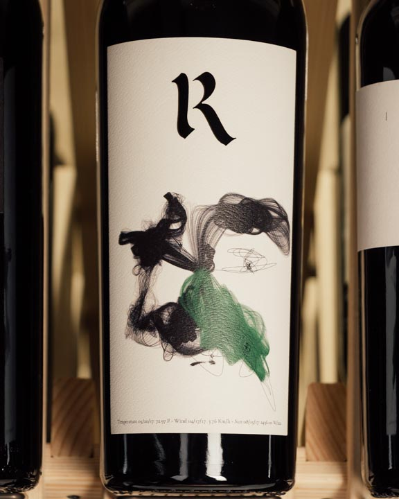 Realm Estate Cabernet Sauvignon Moonracer Stags Leap District 2017