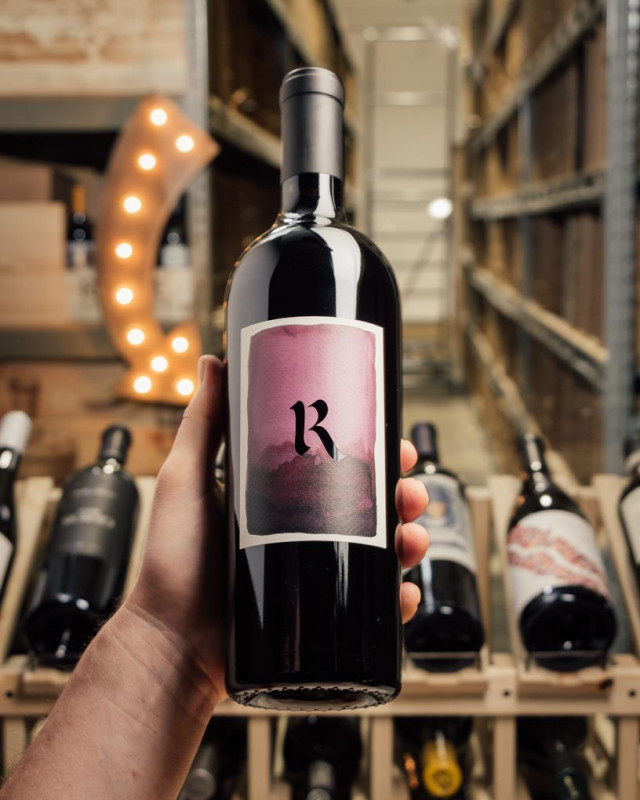 Realm The Tempest Red Napa Valley 2018  - First Bottle