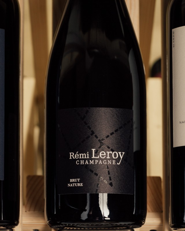 Remi Leroy Brut Nature NV