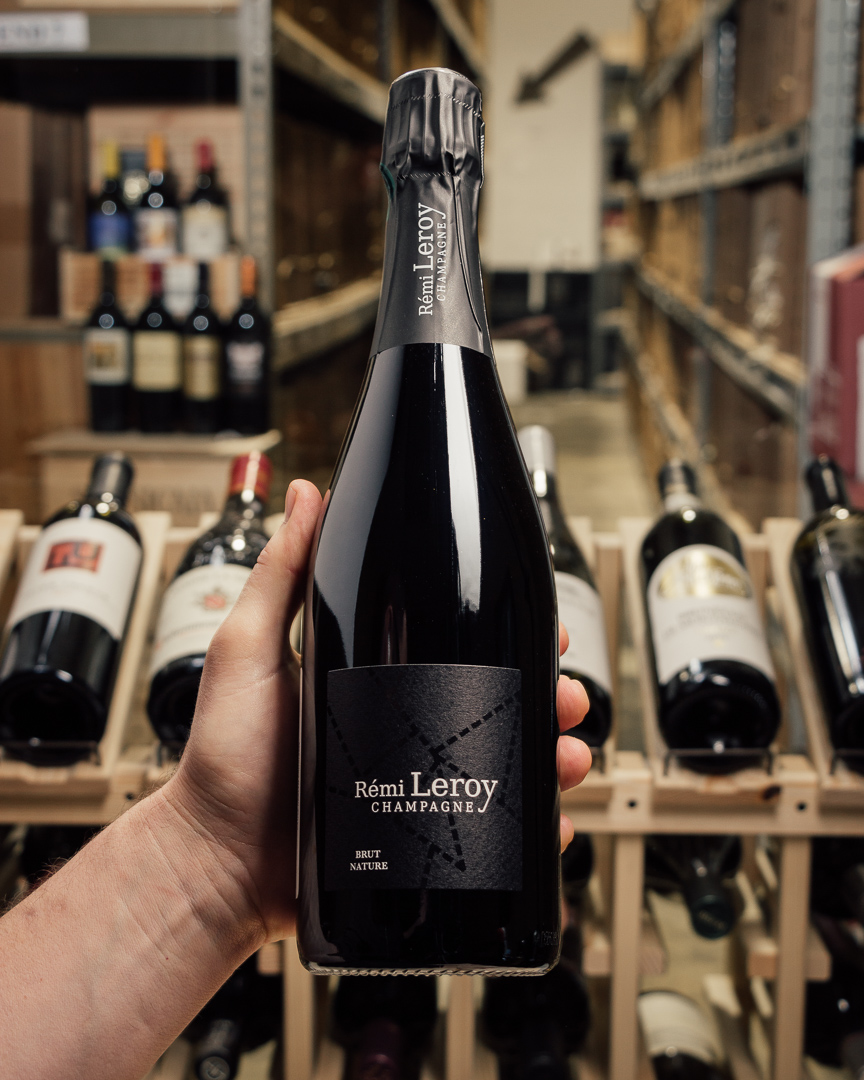 Remi Leroy Brut Nature NV  - First Bottle