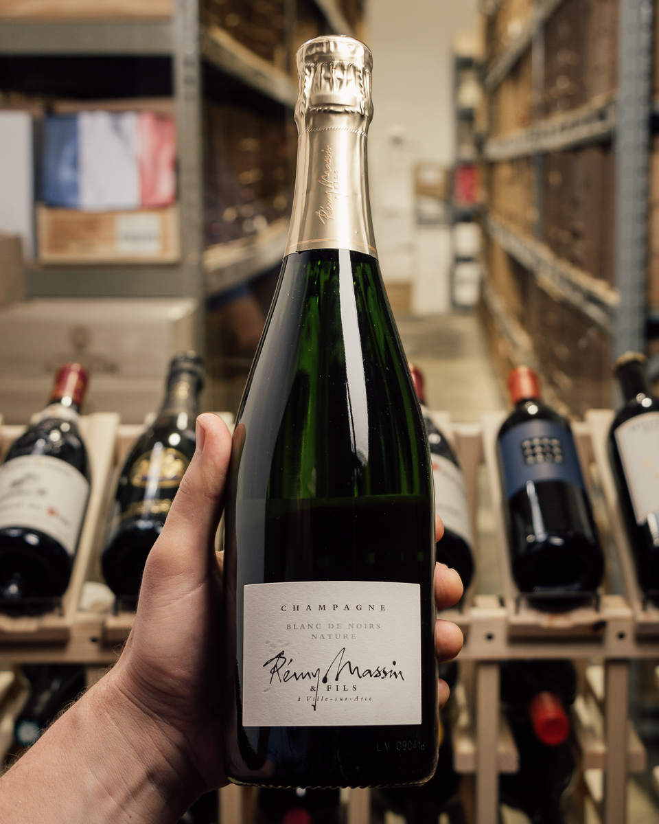 Remy Massin Blanc de Noirs Nature NV  - First Bottle