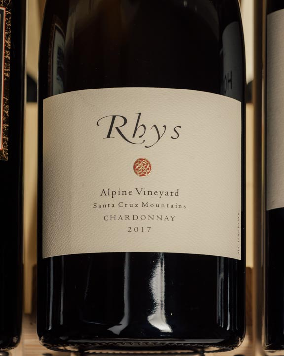 Rhys Alpine Chardonnay Santa Cruz Mountains 2017 (Magnum 1.5L)