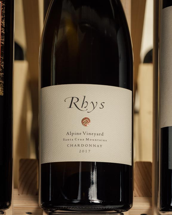 Rhys Alpine Chardonnay Santa Cruz Mountains 2017