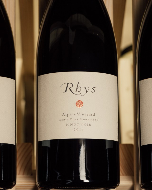 Rhys Pinot Noir Alpine Vineyard Santa Cruz Mountains 2014