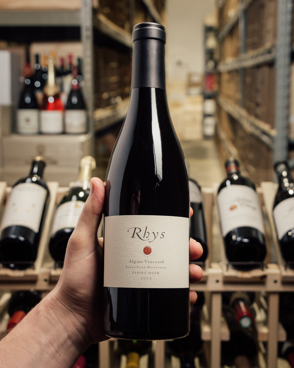 Rhys Alpine Vineyard Pinot Noir 2014  - First Bottle