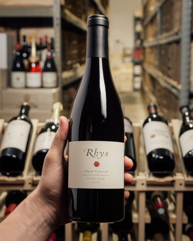 Rhys Pinot Noir Alpine Vineyard Santa Cruz Mountains 2014  - First Bottle