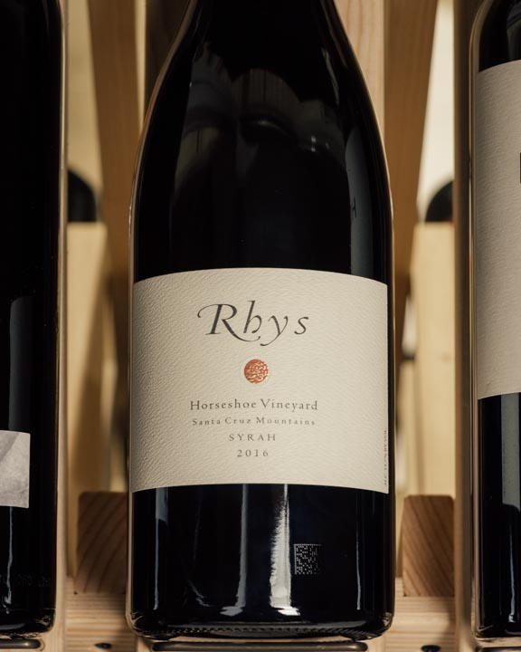 Rhys Horseshoe Syrah Santa Cruz Mountains 2016