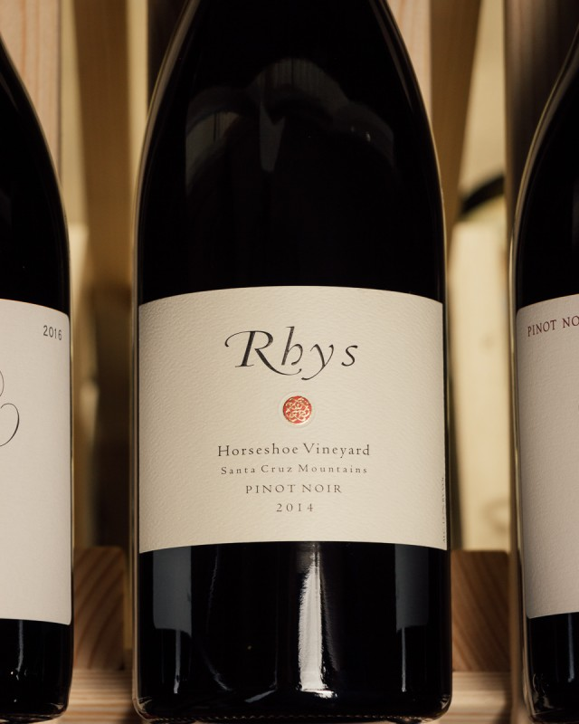 Rhys Pinot Noir Horseshoe Vineyard Santa Cruz Mountains 2014
