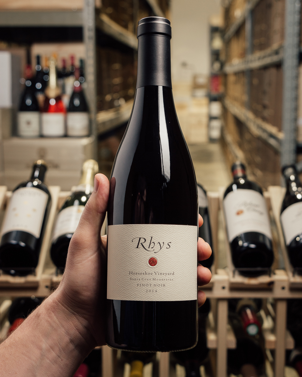 Rhys Horseshoe Vineyard Pinot Noir 2014  - First Bottle