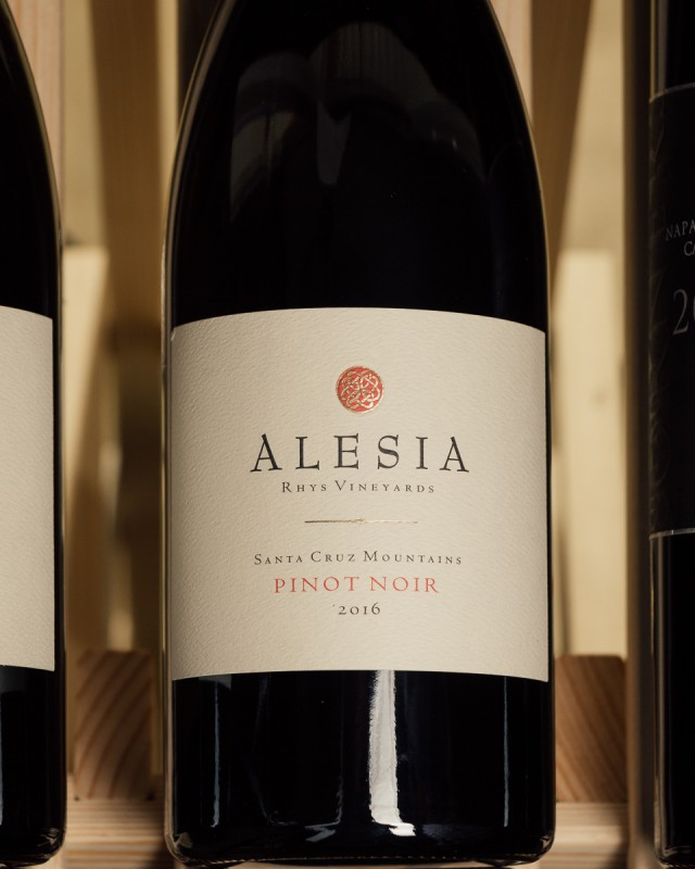 Rhys Vineyards Pinot Noir Alesia Santa Cruz Mountains 2016