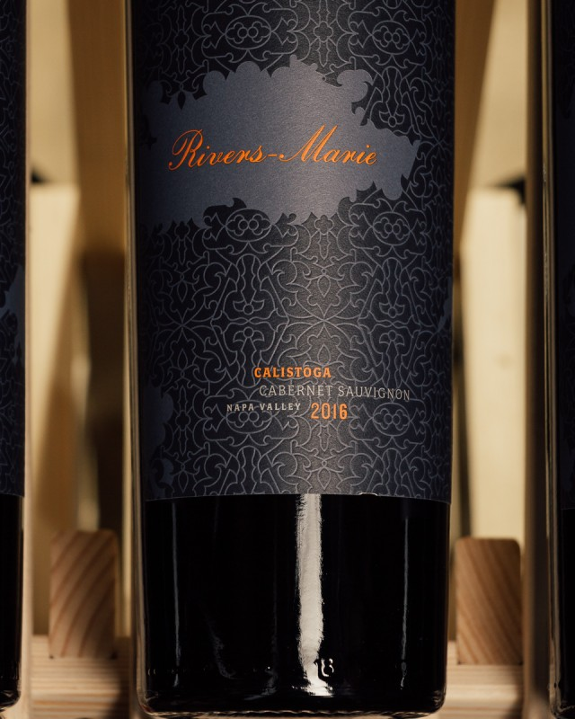 Rivers-Marie Cabernet Sauvignon Calistoga Napa Valley 2016  - First Bottle