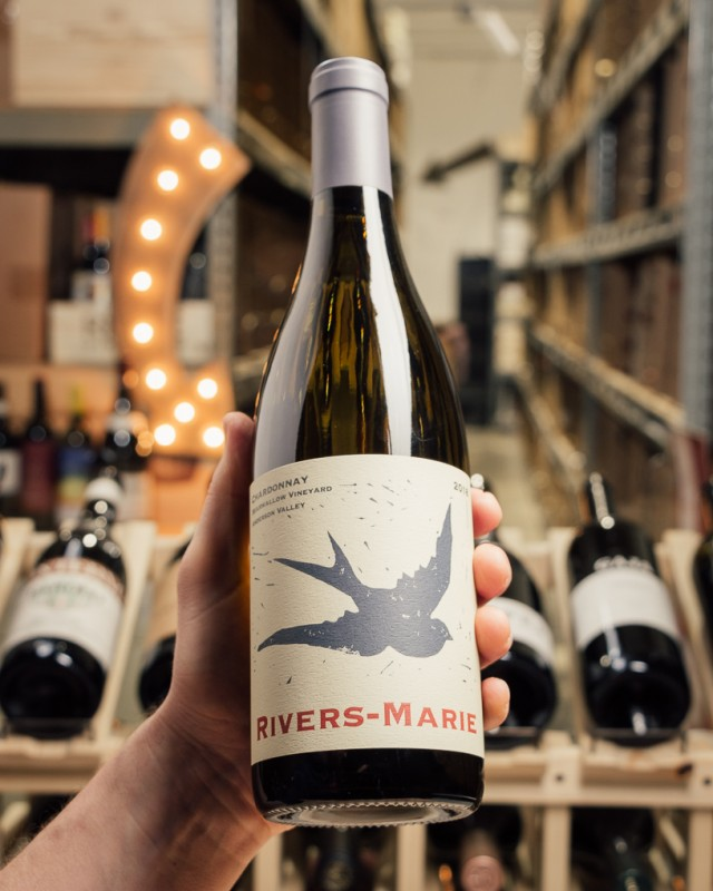 Rivers-Marie Chardonnay Bearwallow Anderson Valley 2018  - First Bottle