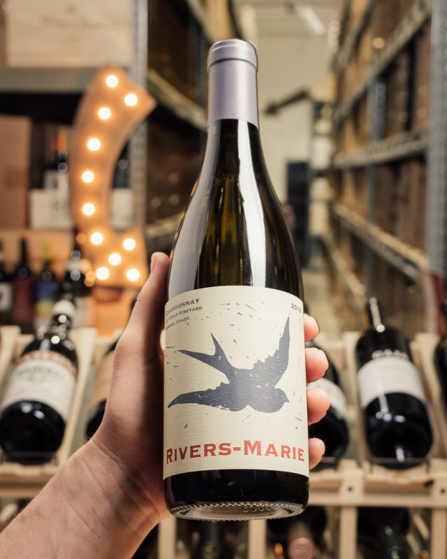 Rivers-Marie Chardonnay Joy Road Sonoma Coast 2018  - First Bottle