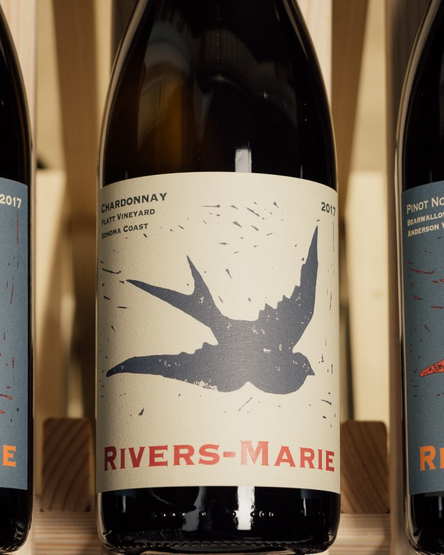 Rivers-Marie Chardonnay Platt Vineyard Sonoma Coast 2017