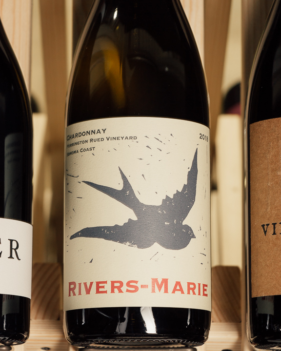 Rivers-Marie Chardonnay Purrington Rued Sonoma Coast 2018