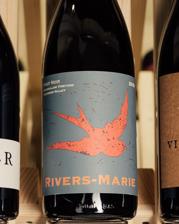 Rivers-Marie Pinot Noir Bearwallow Anderson Valley 2018