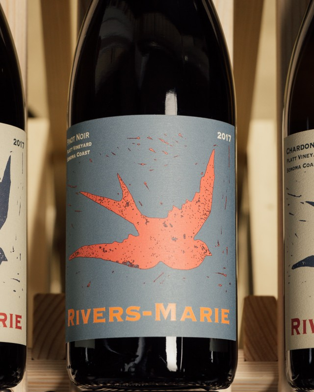 Rivers-Marie Pinot Noir Platt Vineyard Sonoma Coast 2017