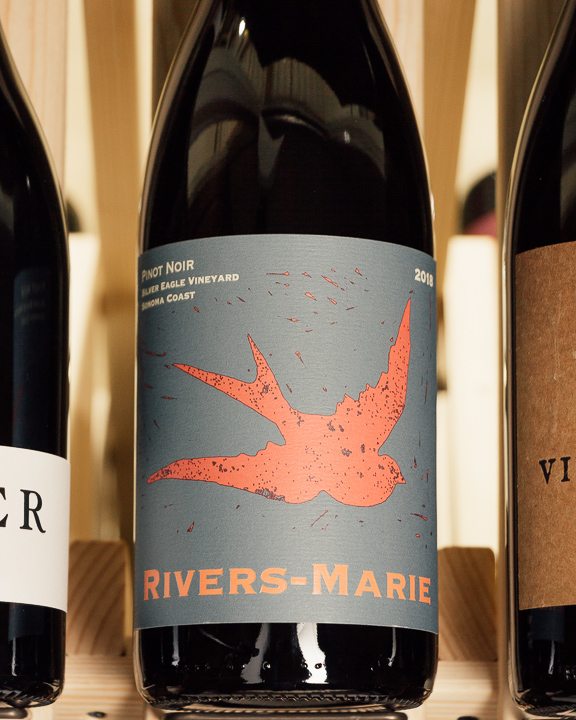 Rivers-Marie Pinot Noir Silver Eagle Sonoma Coast 2018