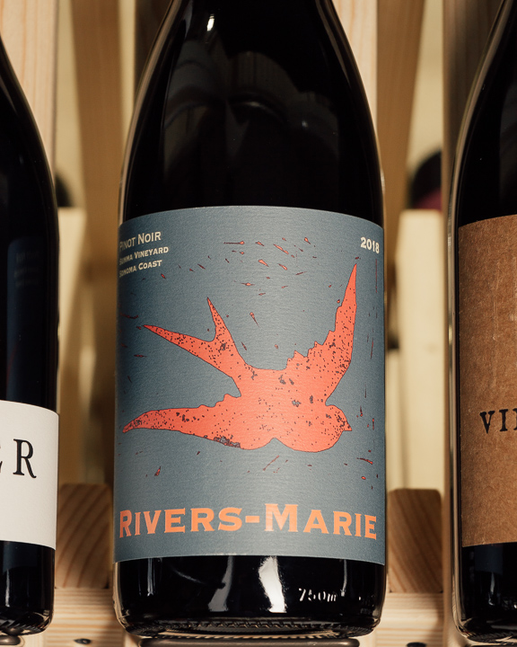 Rivers-Marie Pinot Noir Summa Sonoma Coast 2018