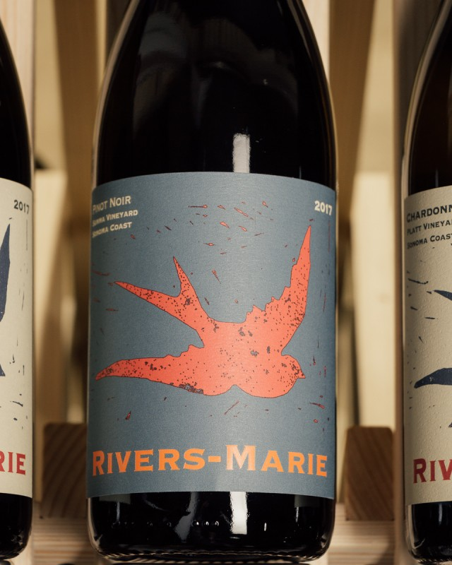 Rivers-Marie Pinot Noir Summa Vineyard Sonoma Coast 2017