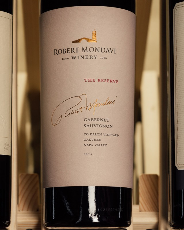Robert Mondavi Cabernet Sauvignon To Kalon Vineyard Reserve 2014