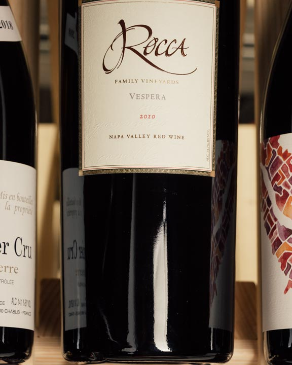 Rocca Proprietary Blend Vespera Napa Valley 2010 (Magnum 1.5L)