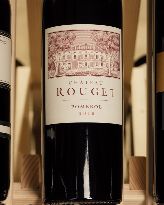 Rouget Pomerol 2015