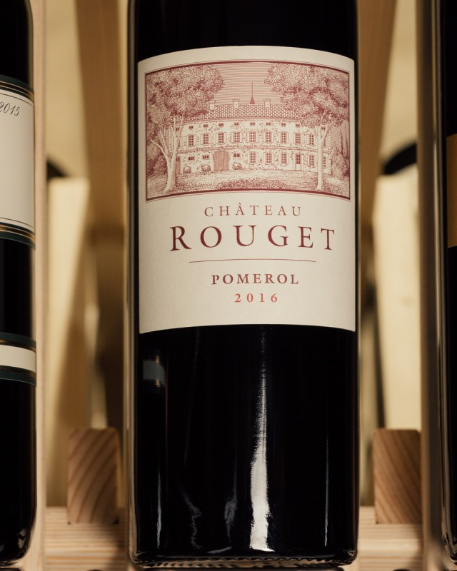 Rouget Pomerol 2016