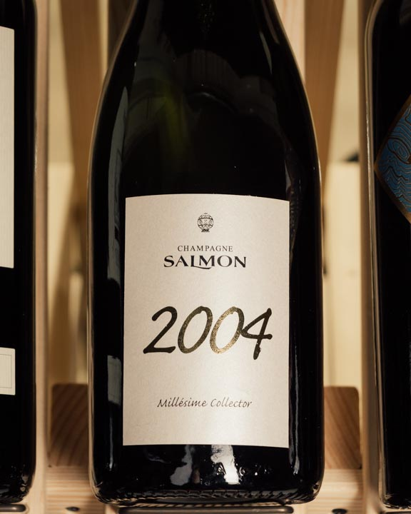 Salmon Cuvee Millesime Collector 2004