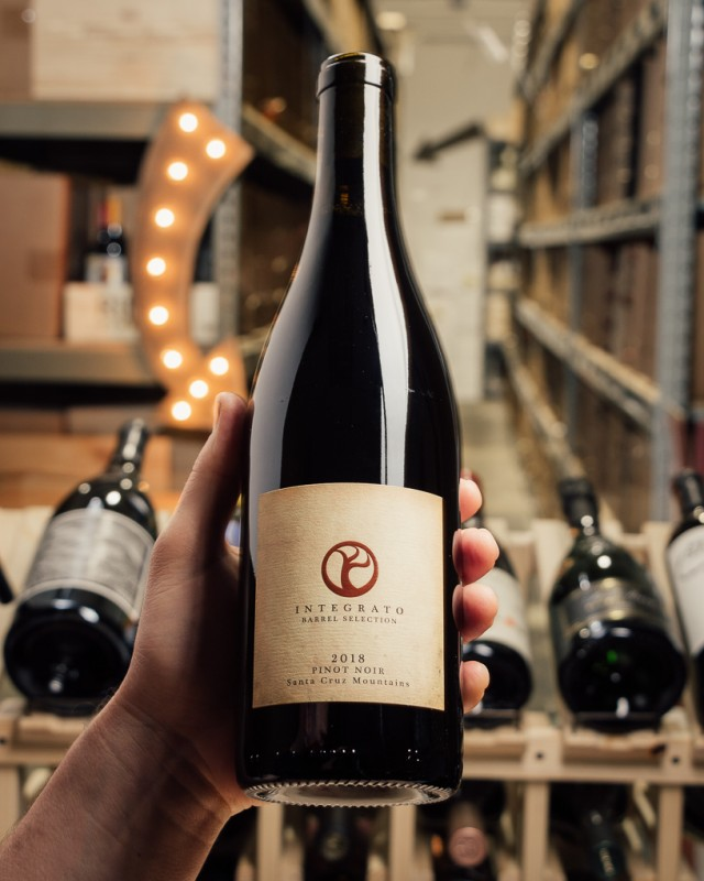 Sante Arcangeli Pinot Noir Integrato 2018  - First Bottle