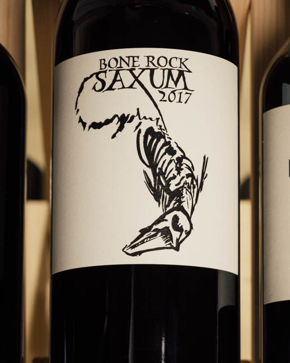 Saxum James Bone Rock James Berry Vineyard 2017 (Magnum 1.5L)