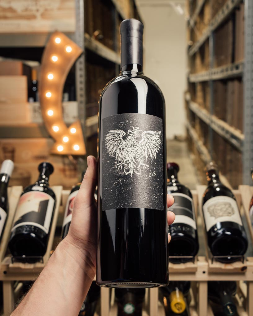 Saxum Paderewski Vineyard Paso Robles 2018 (Magnum 1.5L)  - First Bottle