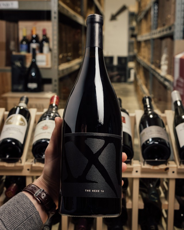 Saxum The Hexe 2016 (Magnum 1.5L)  - First Bottle