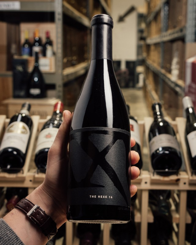 Saxum The Hexe 2016  - First Bottle