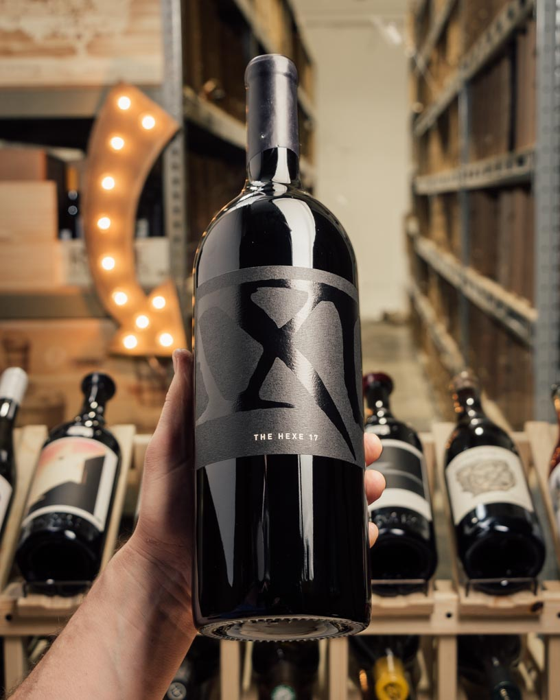 Saxum The Hexe Paso Robles 2017 (Magnum 1.5L)  - First Bottle