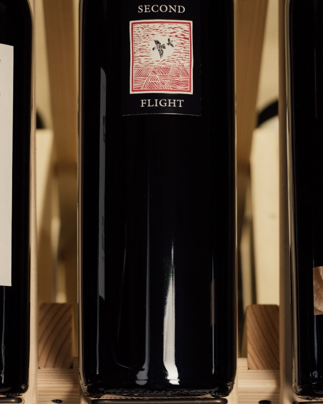 Screaming Eagle Proprietary Red Second Flight 2014