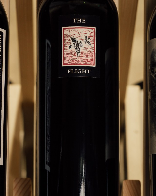 Screaming Eagle Proprietary Red The Flight 2015