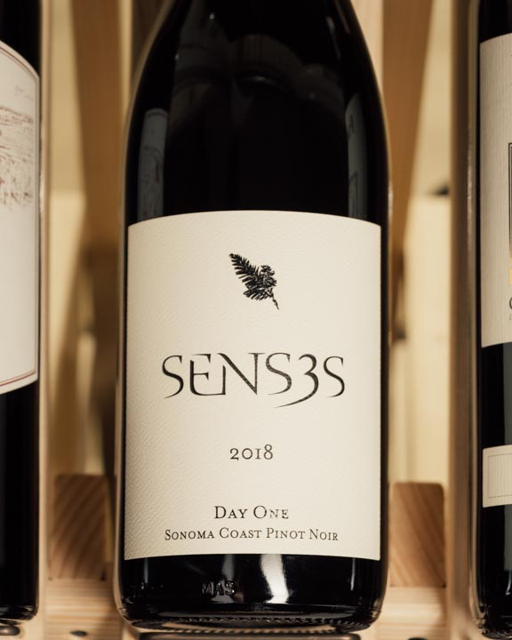 Senses Pinot Noir Day One Hillcrest Vineyard 2018