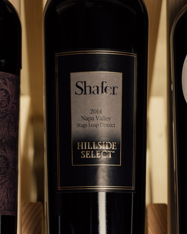 Shafer Cabernet Sauvignon Hillside Select 2014