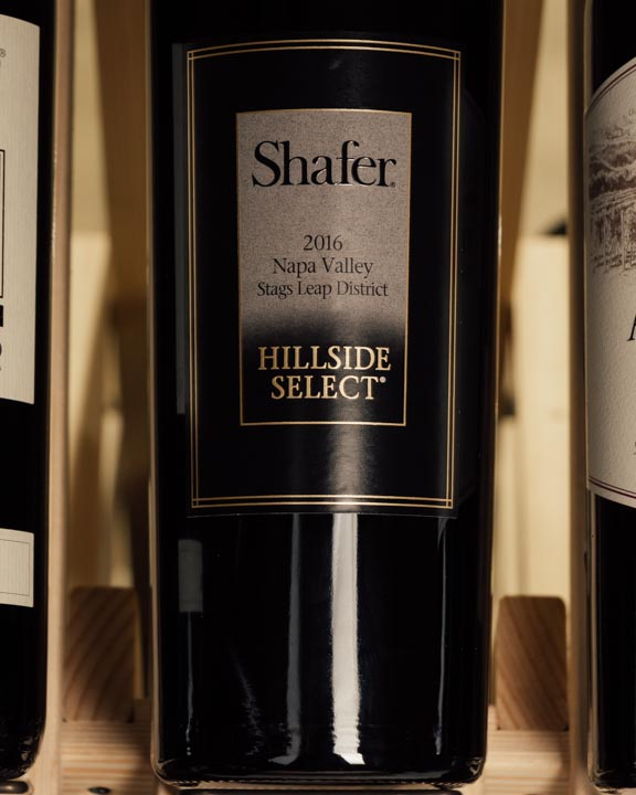 Shafer Cabernet Sauvignon Hillside Select 2016