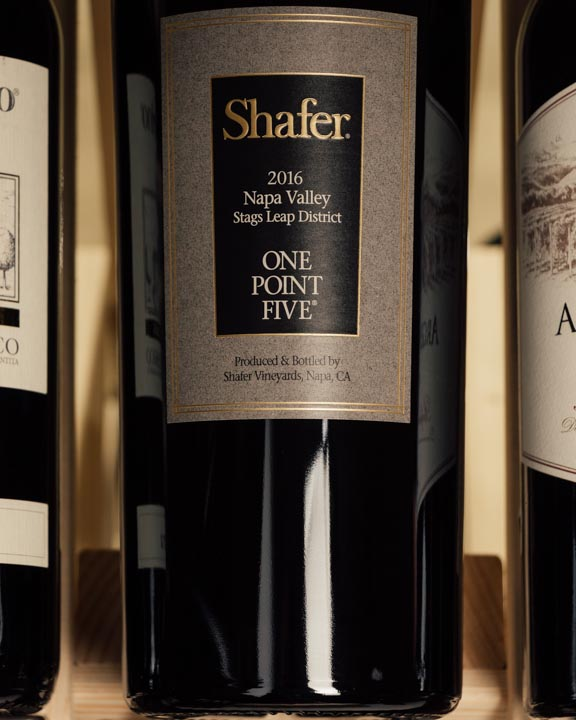 Shafer Cabernet Sauvignon One Point Five 2016 (Magnum 1.5L)
