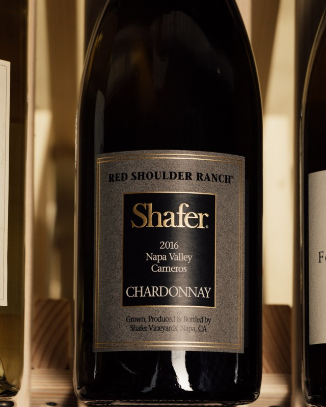 Shafer Chardonnay Red Shoulder Ranch 2016