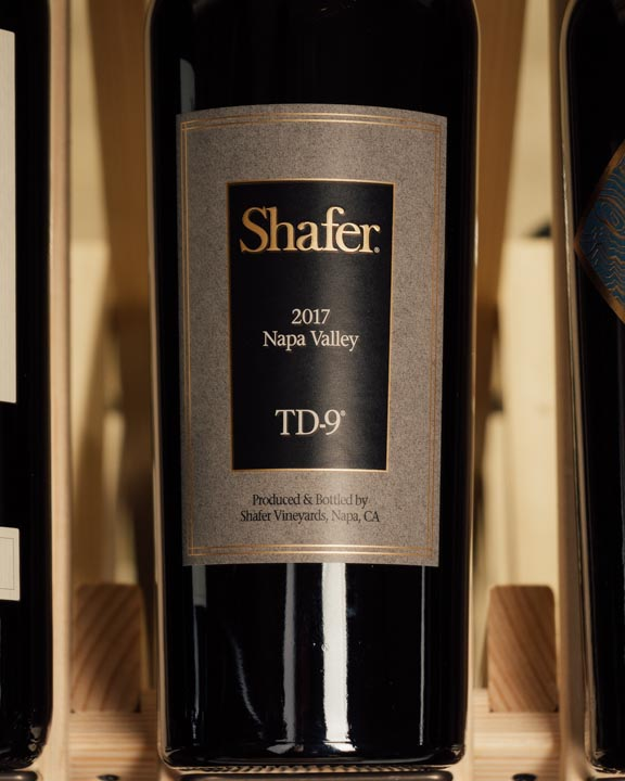 Shafer Proprietary Red TD-9 Napa Valley 2017