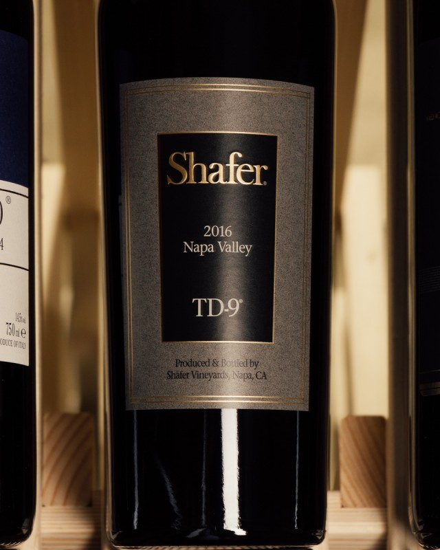 Shafer Proprietary Red TD-9 2016