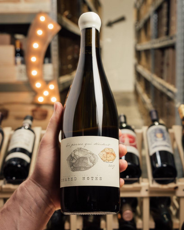 Shared Notes Sauvignon Blanc Les Pierres Qui Decident 2019  - First Bottle