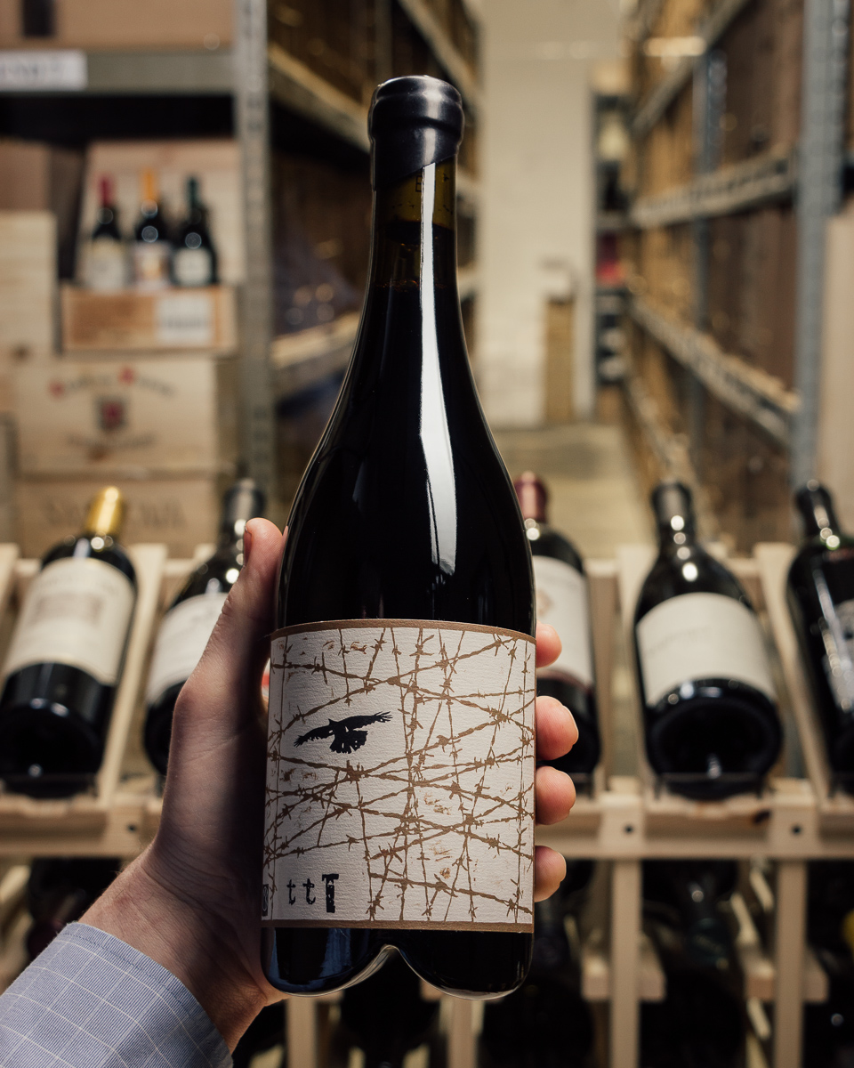 Sine Qua Non Graciano The Third Twin 2014  - First Bottle