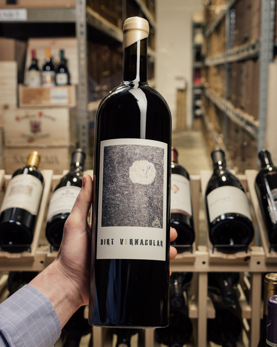 Sine Qua Non Grenache Dirt Vernacular 2016 (Magnum 1.5L)  - First Bottle