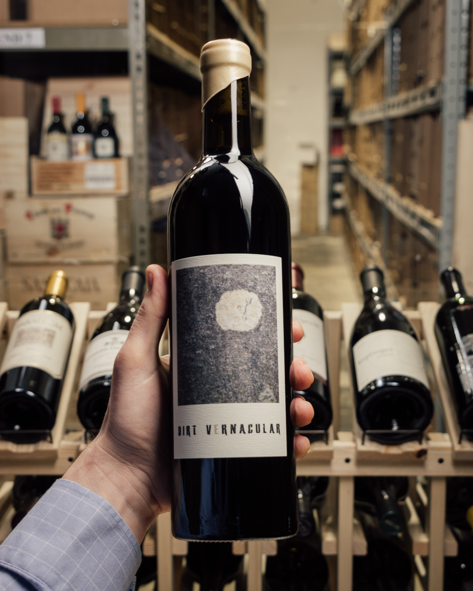 Sine Qua Non Grenache Dirt Vernacular 2016  - First Bottle