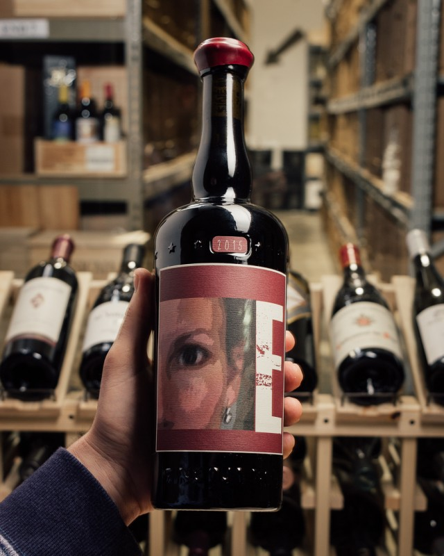 Sine Qua Non Grenache Eleven Confessions Vineyard E 2015  - First Bottle