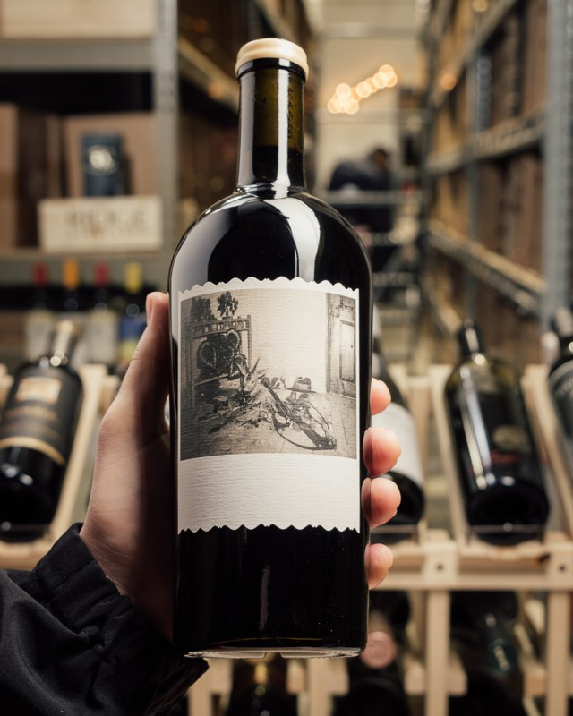 Sine Qua Non Grenache The Gorgeous Victim 2017  - First Bottle